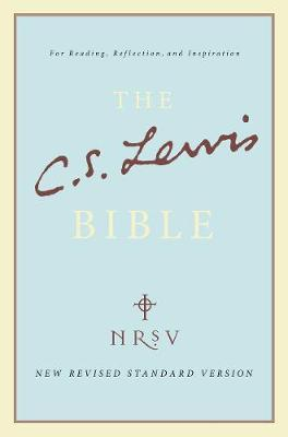 NRSV, The C. S. Lewis Bible, Hardcover