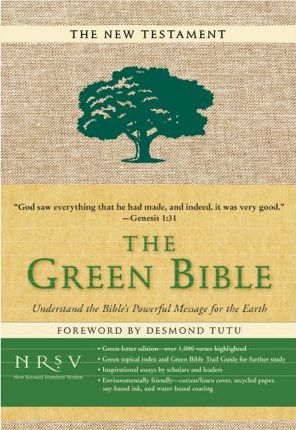 The Green Bible--New Testament