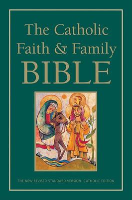 NRSV - The Catholic Faith and Family Bible--New Testament