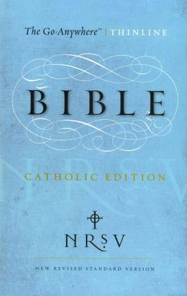 NRSV Go-Anywhere Thinline Bible