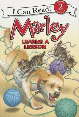 Marley Learns a Lesson