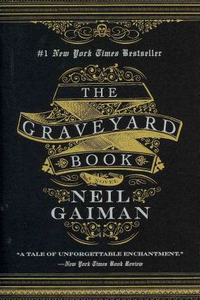 Image result for Neil Gaiman the Graveyard book