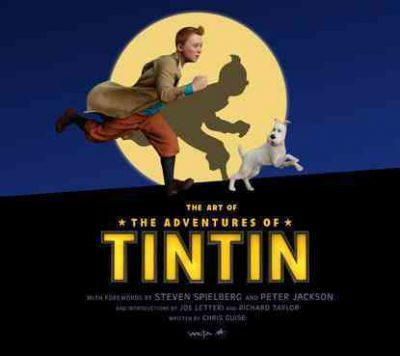 The Art of the Adventures of Tintin: US Edition