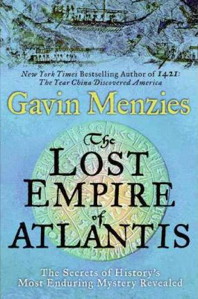 The Lost Empire of Atlantis LP  The Secrets of History's Most Enduring Mystery Revealed