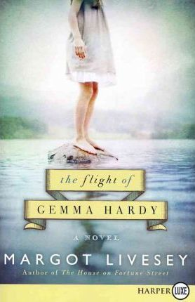 The Flight of Gemma Hardy (Large Print)