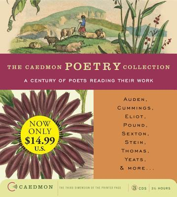 Caedmon Poetry Collection:A Century of Poets Reading Their Work