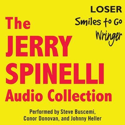 The Jerry Spinelli Audio Collection