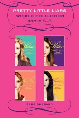 Pretty Little Liars Wicked 4-Book Collection