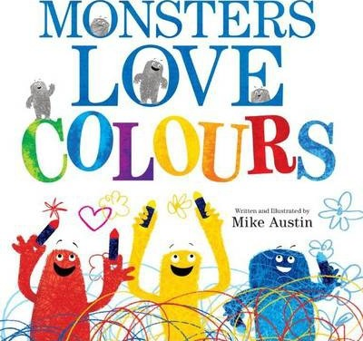 Monsters Love Colours