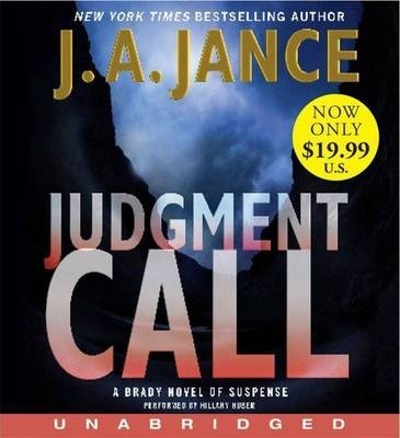 Judgment Call Unabridged Low Price CD