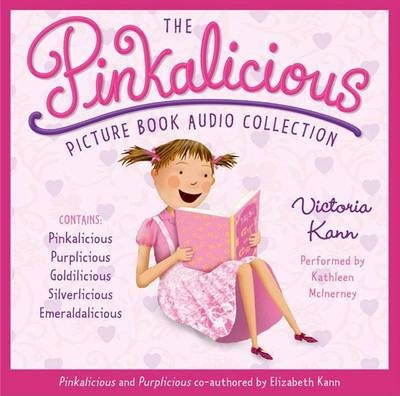 Pinkalicious Picture Book Audio Collection CD 1/43