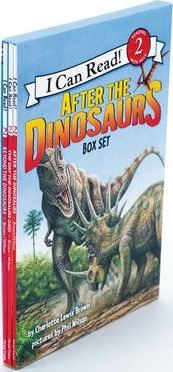 After the Dinosaurs 3-Book Box Set