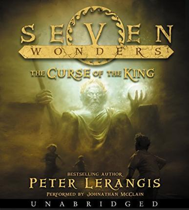 Seven Wonders Book 4: The Curse of the King CD