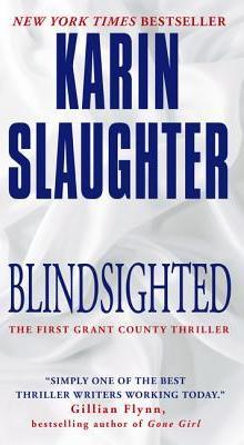 BLINDSIGHTED. THE FIRST GRANT COUNTY THRILLER