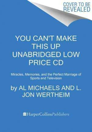 You Can't Make This Up Low Price Cd