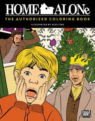 Home Alone : The Authorized Coloring Book