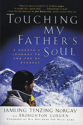 Touching My Father's Soul : A Sherpa's Journey to the Top of Everest