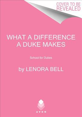 What a Difference a Duke Makes