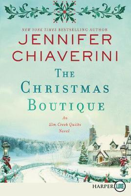 The Christmas Boutique [Large Print]