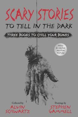 Scary Stories to Tell in the Dark: Three Books to Chill Your Bones