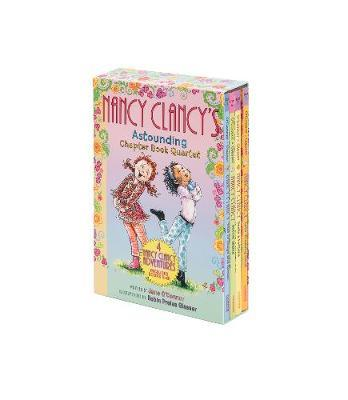 Fancy Nancy Nancy Clancy S Astounding Chapter Book Quartet Jane O Connor 9780062979599