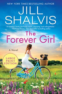 The Forever Girl [Large Print]