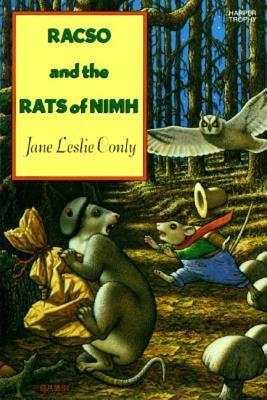 Racso and the Rats of NIMH Cover Image