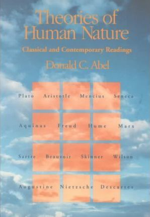 Theories Of Human Nature Abel