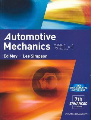 Automotive Mechanics: vols. 1 and 2
