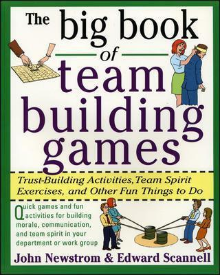 The Big Book of Team Building Games