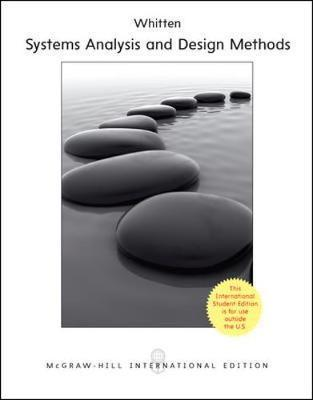 PDF Download Systems Analysis and Design for the System