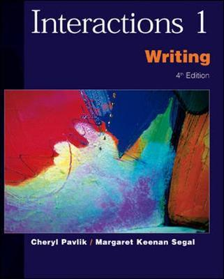 Interactions: Writing Stage 1