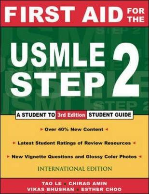 First Aid for the Usmle: Step 2