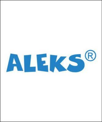 Aleks for Statistics User's Guide with One Semester Access Code