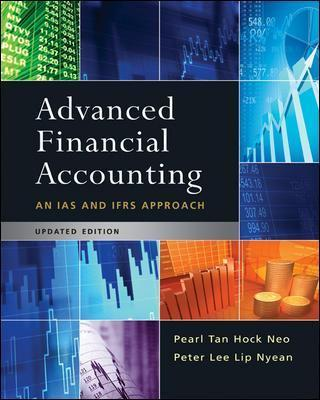 Advanced Financial Accounting Upadated Edition