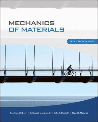 Mechanics of material si units john t dewolf 9780071284226 mechanics of material si units fandeluxe Image collections