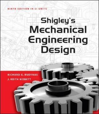Shigley S Mechanical Engineering Design Asia Adaptation Richard Budynas 9780071311137