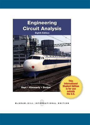 engineering circuit analysis william h hayt 9780071317061