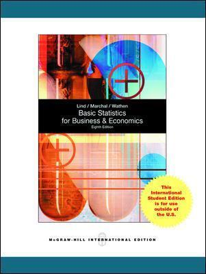 Basic Business Statistics eBook, 4th Edition