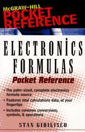 Electronics Formulas Pocket Reference