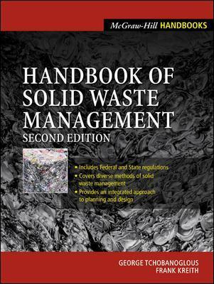 Integrated solid waste management: a life cycle inventory, 2nd.