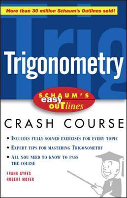Schaum's Easy Outline of Trigonometry