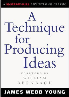 A Technique for Producing Ideas