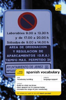 Teach Yourself Spanish Vocabulary