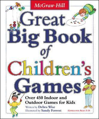 Great Big Book of Children\'s Games by Derba Wise
