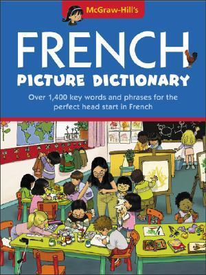 Mcgraw-Hill's French Picture Dictnry