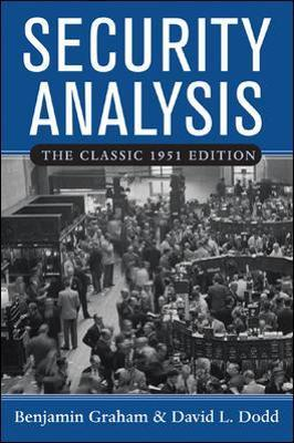Security Analysis: Classic 1951 Edition