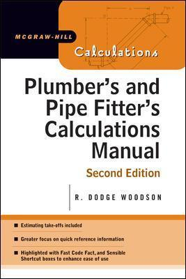 Plumber's and Pipe Fitter's Calculations Manual : R  Dodge