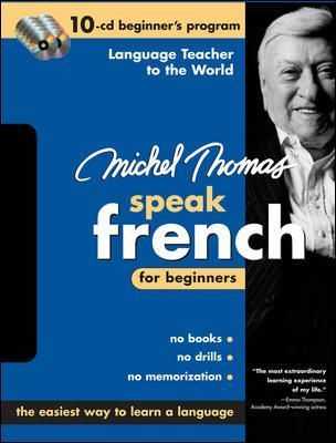 Michel Thomas Speak French for Beginners