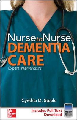 Nurse To Nurse Dementia Care (Set 2)